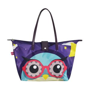 NO.2 Foldable Shopping Bag SRSH0723
