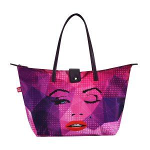 Custom Water Proof Shopping Bag SRSH0741