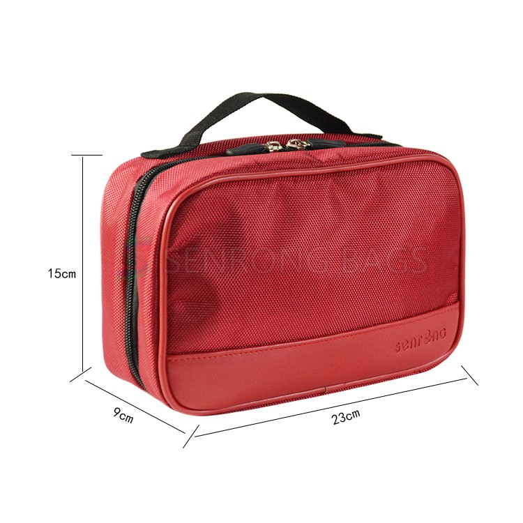 484850beaf Model  ST17-024R Material  PU Leather Color  Red Size  As shown on picture.  Logo  imprint your logo. Minimum Order  500-1000 PCS