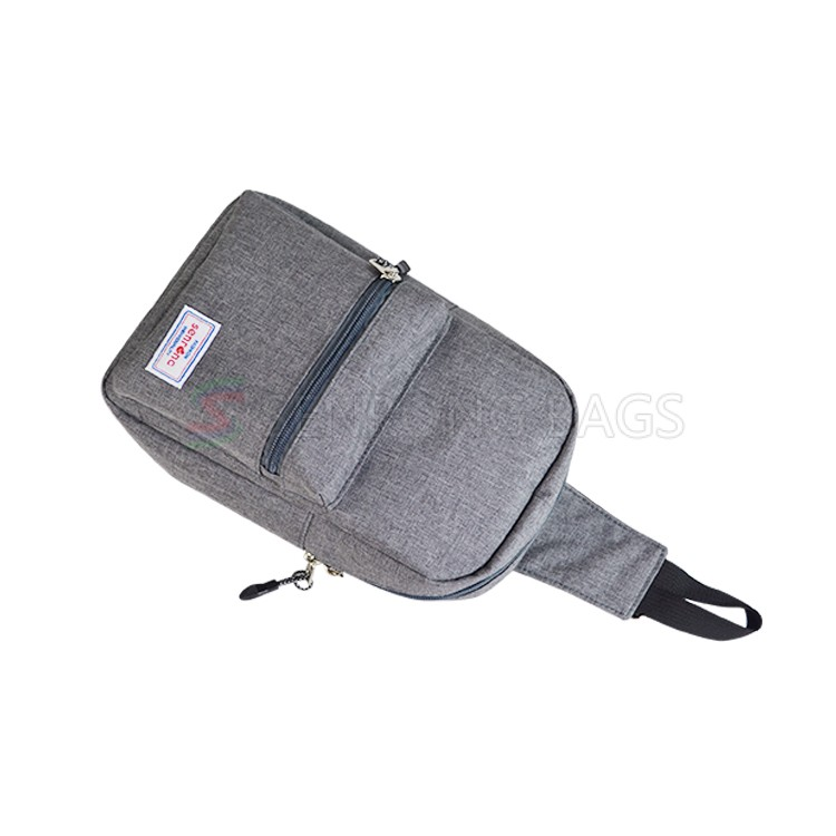 53d359b8bb Model  LX17M-052B Material  Polyester Color  Grey Size  As shown on  picture. Logo  imprint your logo. Minimum Order  500-1000 PCS