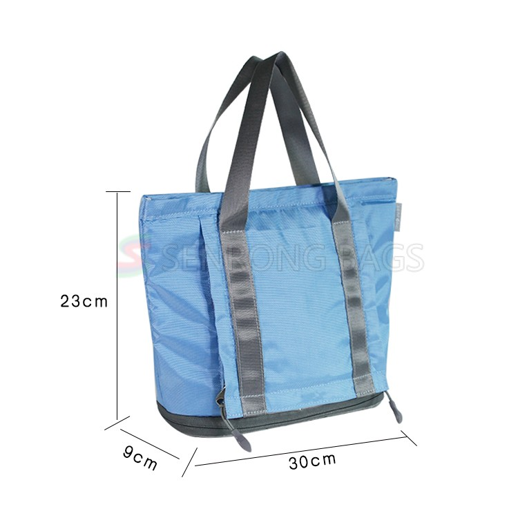 821caadf35 Model  ST17M-100B Material  Polyester Color  Blue Size  As shown on  picture. Logo  imprint your logo. Minimum Order  500-1000 PCS