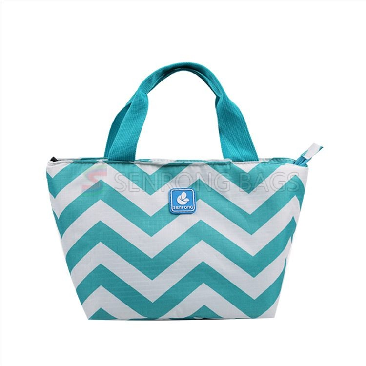 Fashion insulated lunch bag for women SC155R