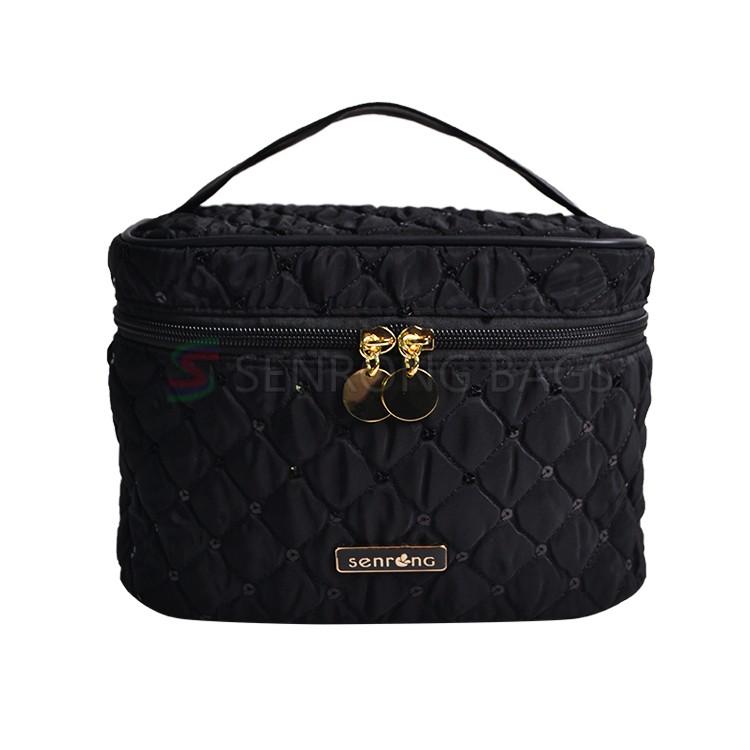 black big Cosmetic Bag SRC16033