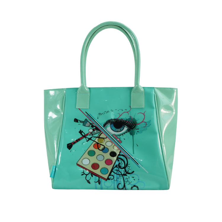 PVC Cosmetic Tote bag SRCO359