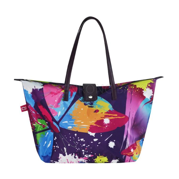 NO.2 Washable Shopping Bag SRSH0706