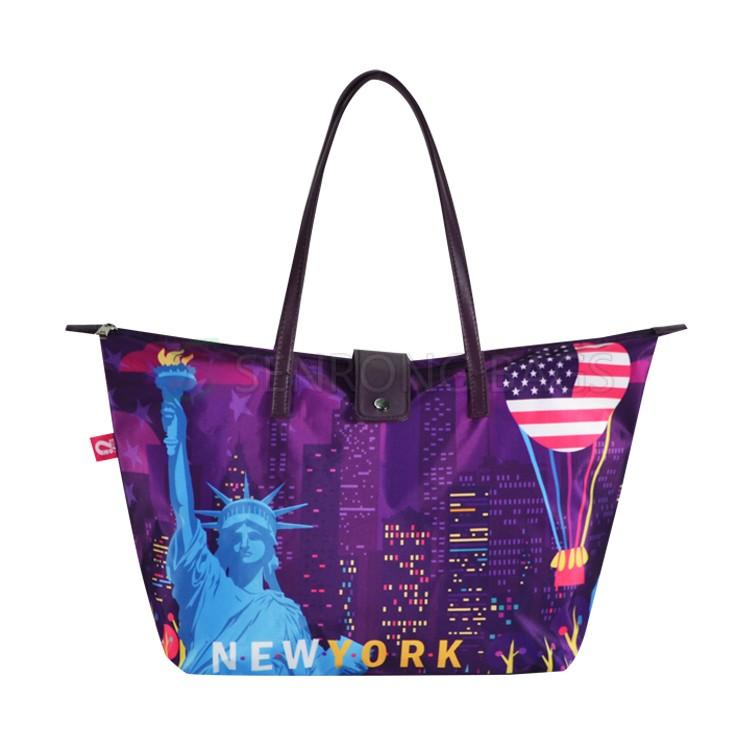 NO.2 Foldable Reusable Bag SRSH0718