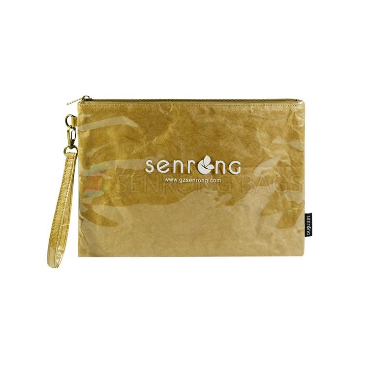Tyvek Cosmetic Zipper Bag SRC17-008