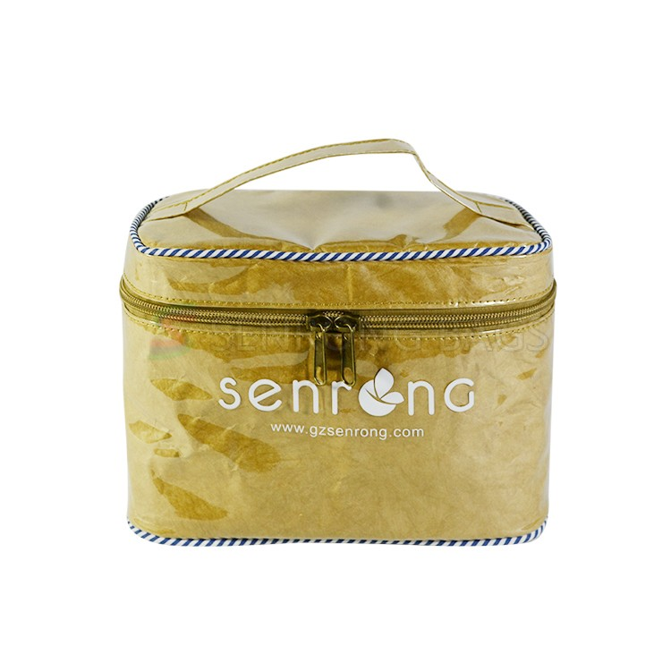 Private Label Tyvek Cosmetic Bag SRC17-010