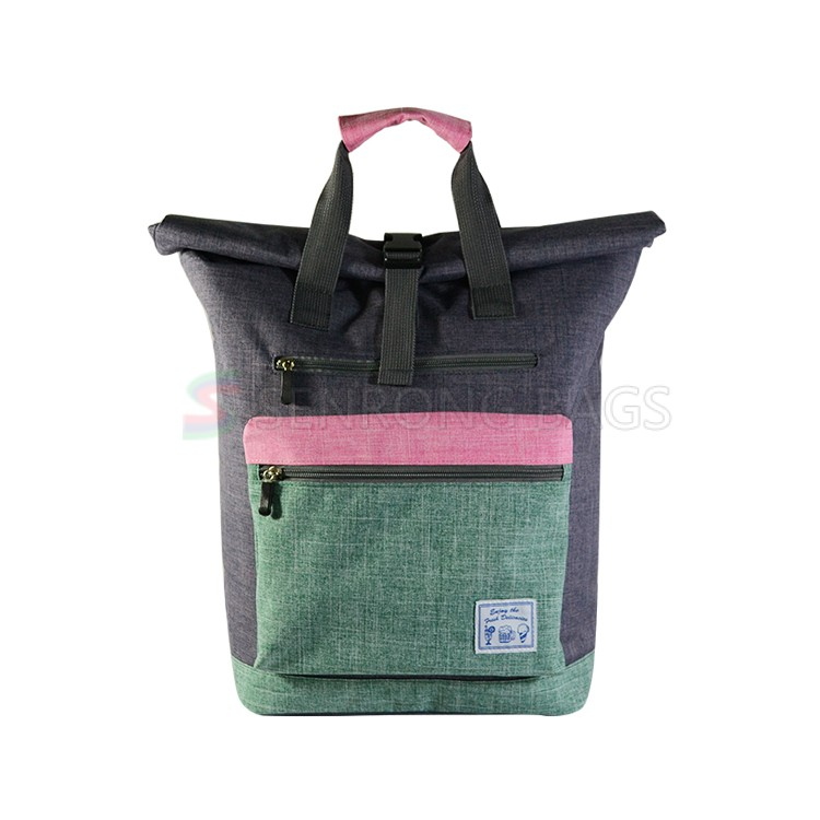 Insulated Backpack Lunch Bag 17SC001P