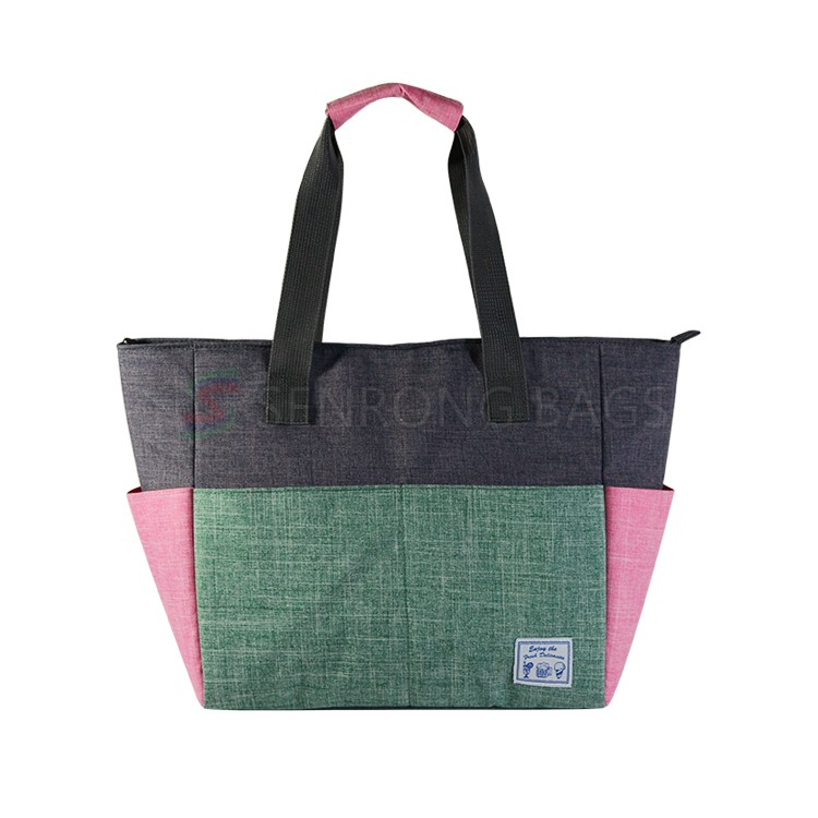 Insulated Food Lunch Bag 17SC002P