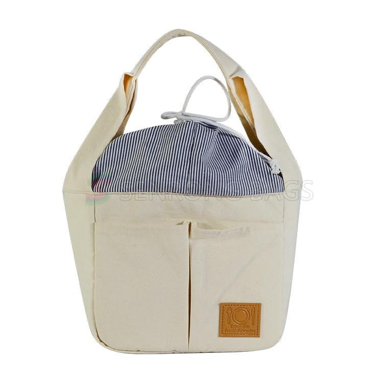 Canvas Insulated Picnic Bag 17SC019