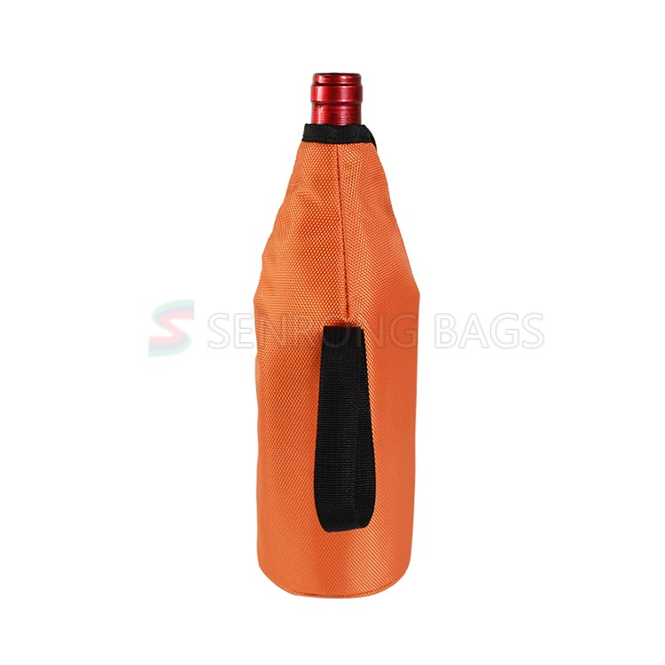 Polyester Insulated Wine Bag 17SC022Y