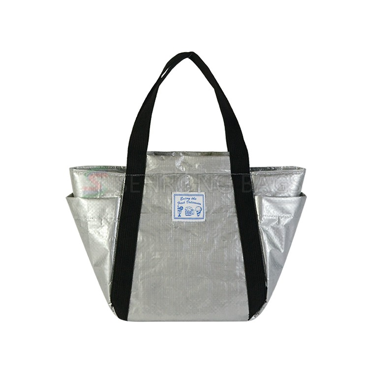 Small Insulated Lunch Tote 17SC026H
