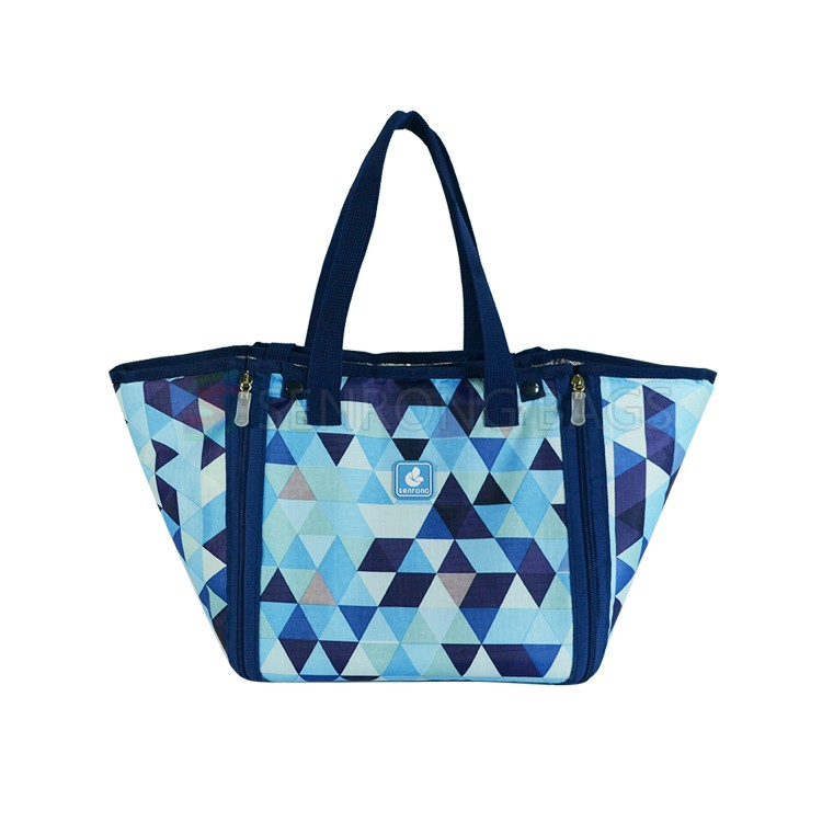 Folding Insulated Tote Bag 17SC037