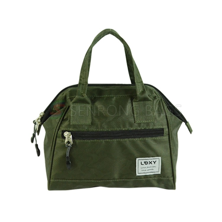 Portable Green Gym Bag LX17-010G