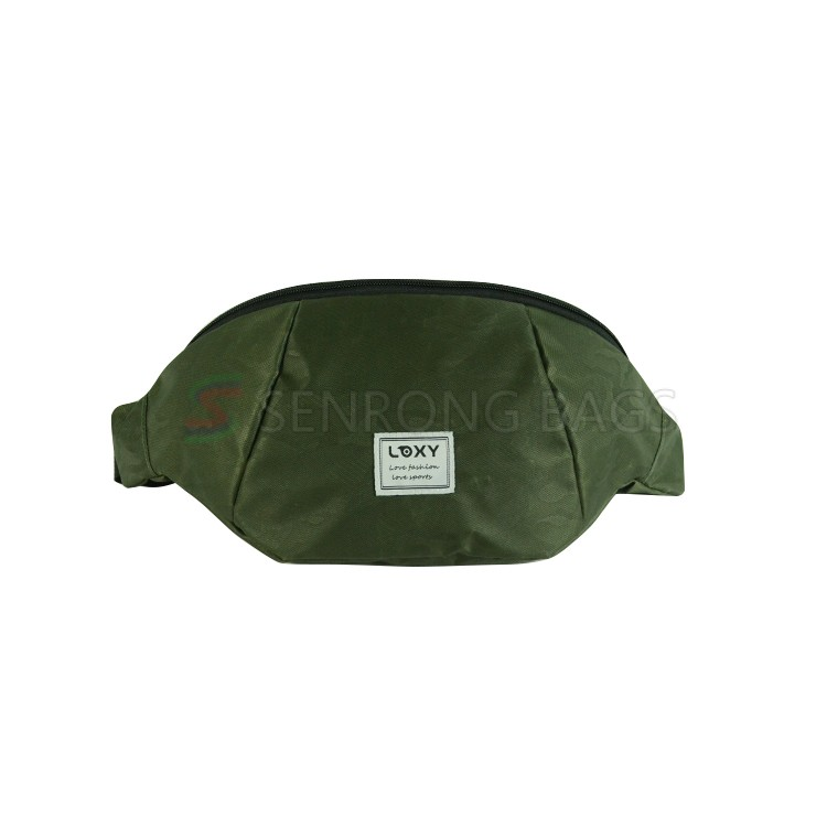 Waist Green Gym Bag LX17-011G