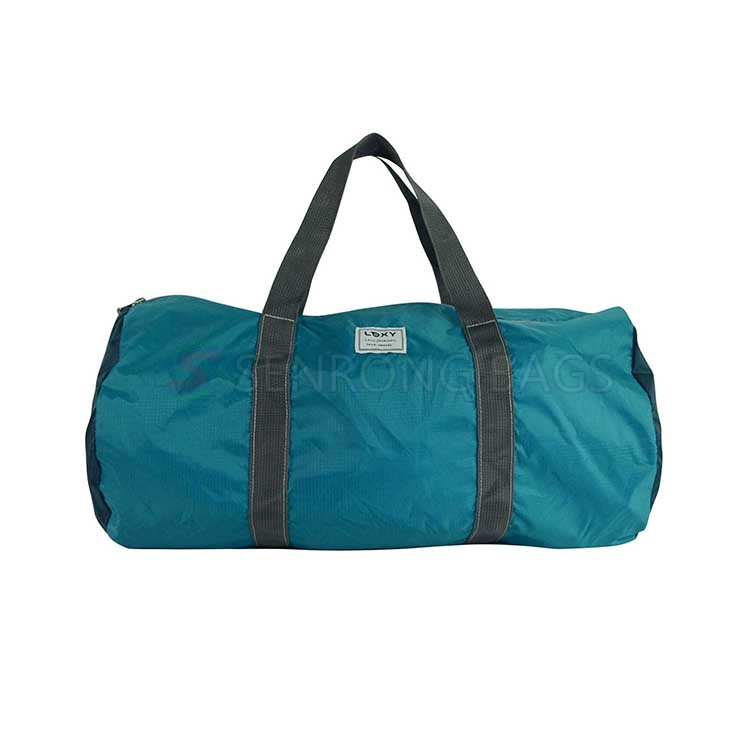 Reducible Blue Duffle Bag LX17-022L