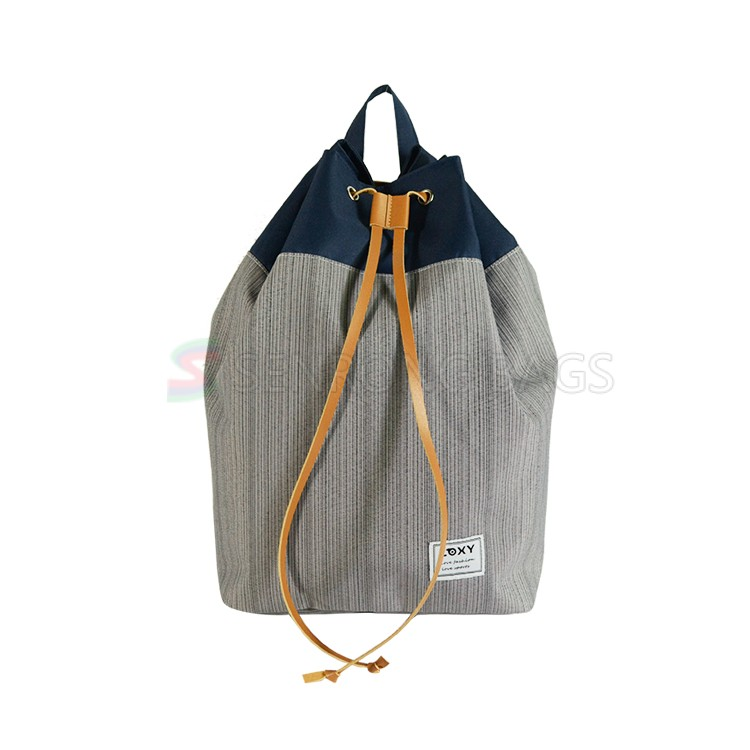 Drawstring Gym Backpack Bag LX17-025B