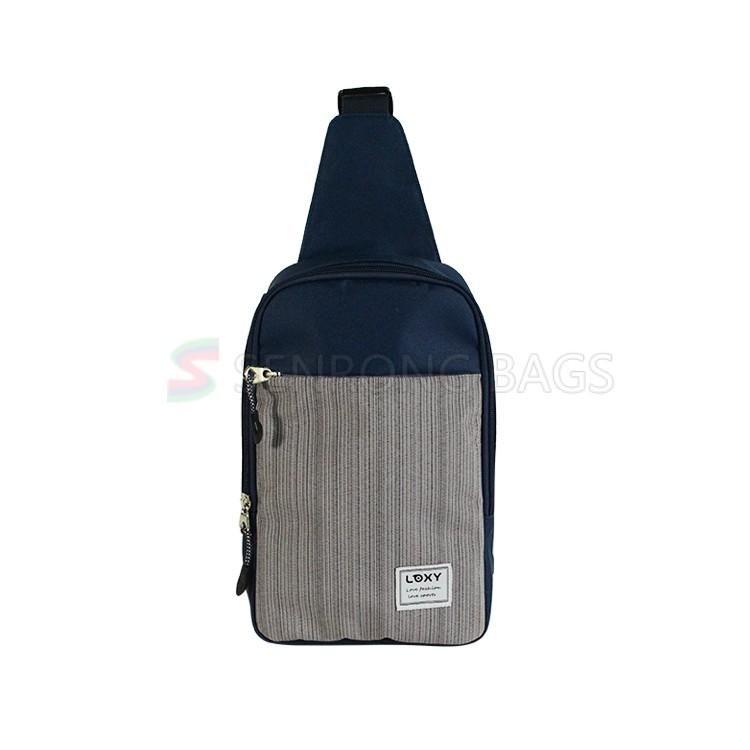 Mens Gym Shoulder Bag LX17-027B
