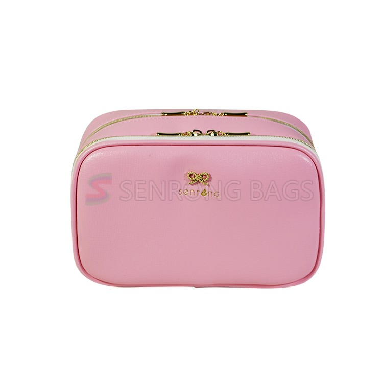 Pink Cosmetic Toiletry Bag SRC17-046P