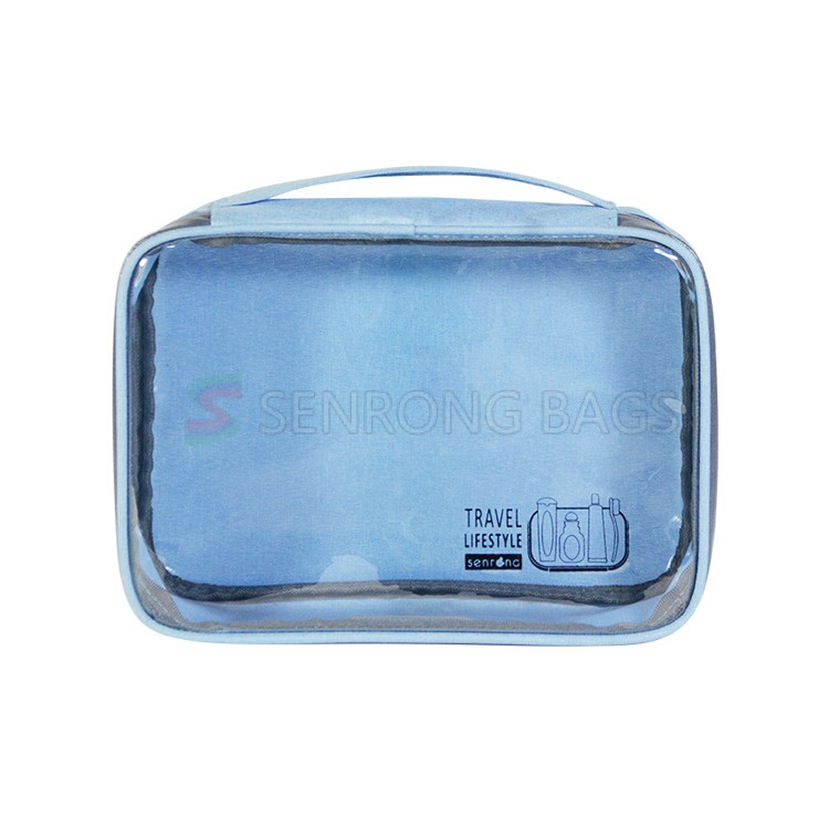 Clear Travel Bag For Toiletries ST17-028L