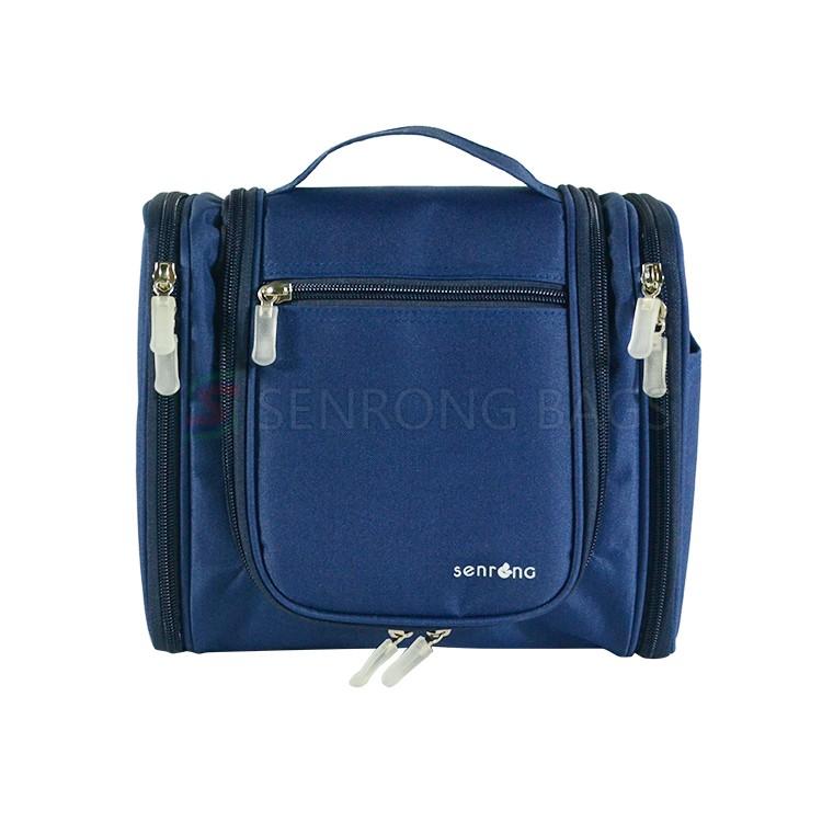 Blue Hanging Toiletry Bag ST17-038B