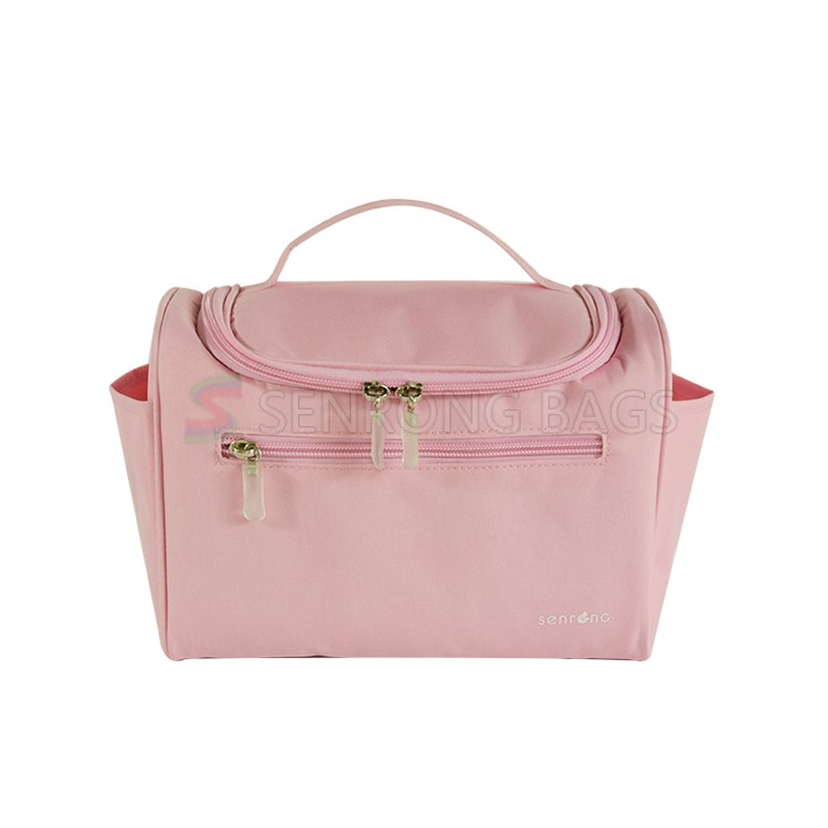 Pink Women Toiletry Bag ST17-039P