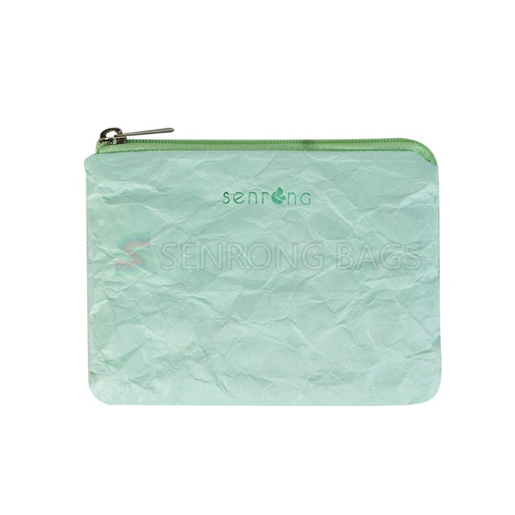 Green Tyvek Ladies Wallet SRN17-006G