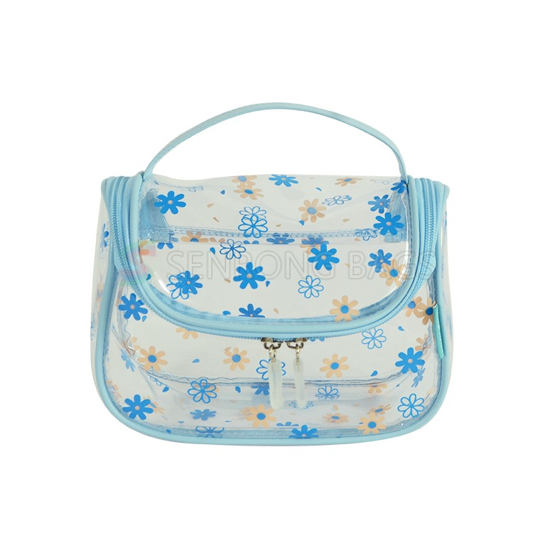 Clear Cosmetic Bag SRC17-095B