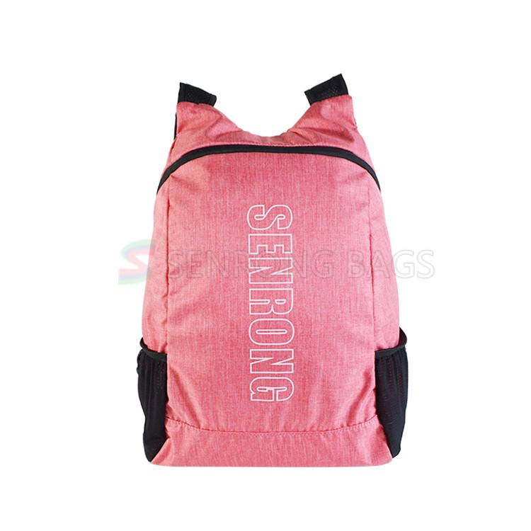 Foldable Ladies Backpack LX17M-063R