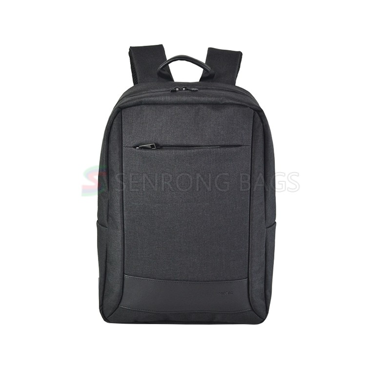 2018 Black Laptop Backpack SYN17-051B