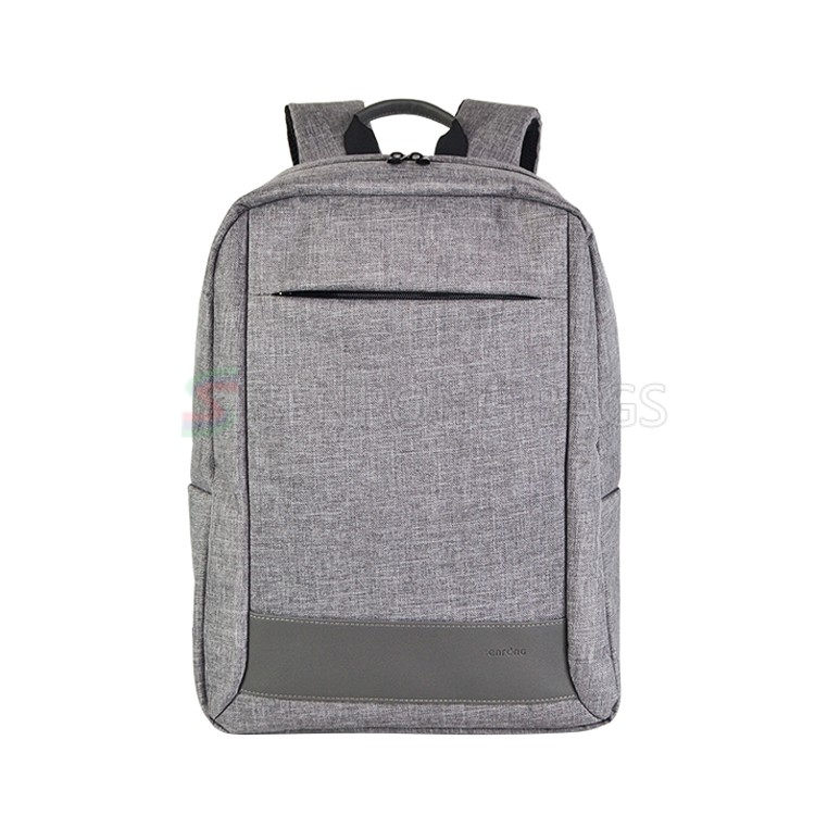 2018 Grey Laptop Backpack SYN17-051H