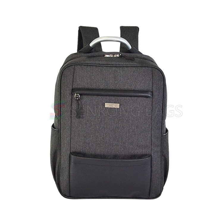 2018 Black Laptop Backpack SYN17-064B