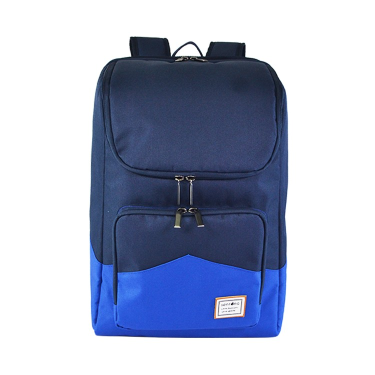 2018 Blue Laptop Backpack SYN17-065L