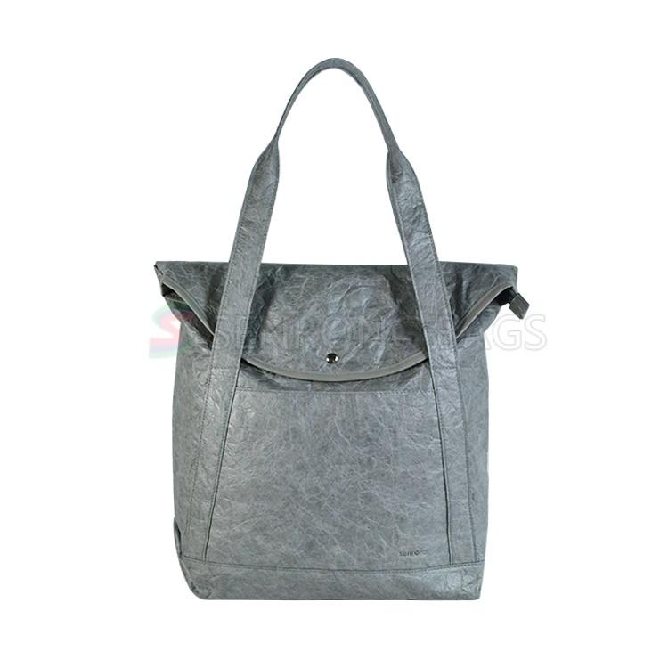 Tyvek Women Tote Handbag SRN17-043H