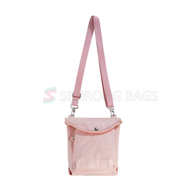 Tyvek Paper Crossbody Bag SRN17-052P
