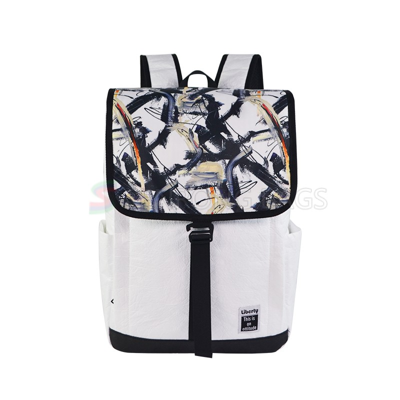Tyvek Fashion Gym Backpack SRN18-061W