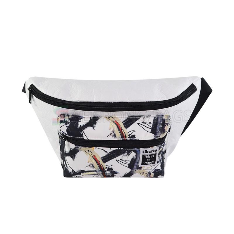 Tyvek Fashion Waist Bag SRN18-065W