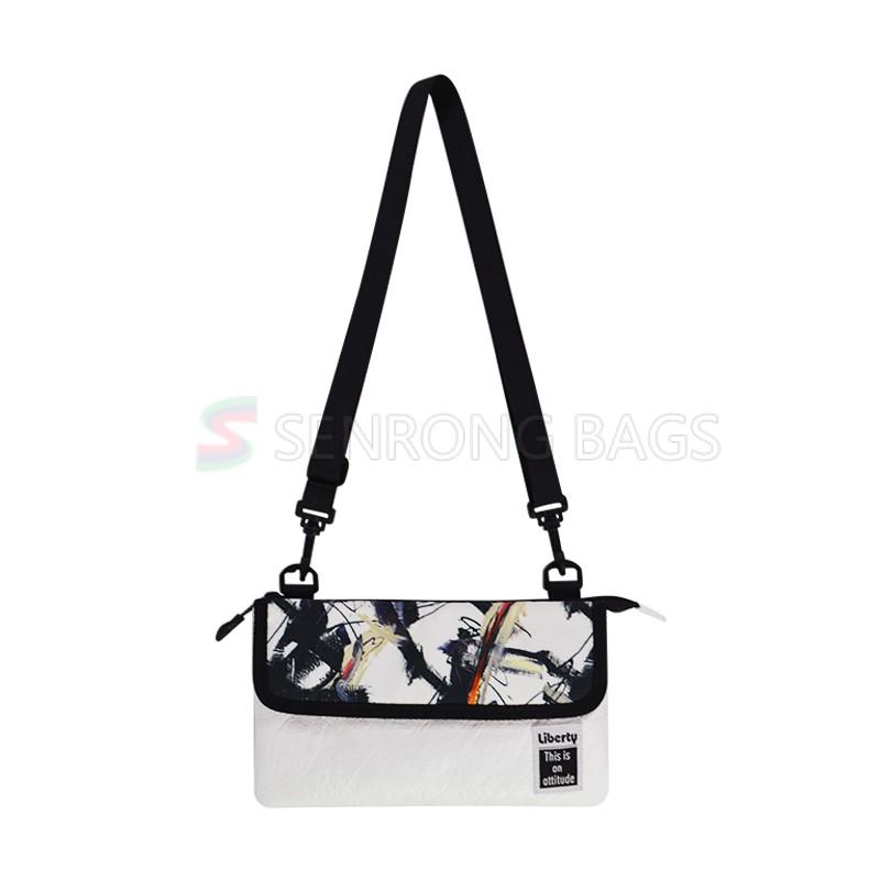 Tyvek Shoulder Phone Bag SRN18-067W