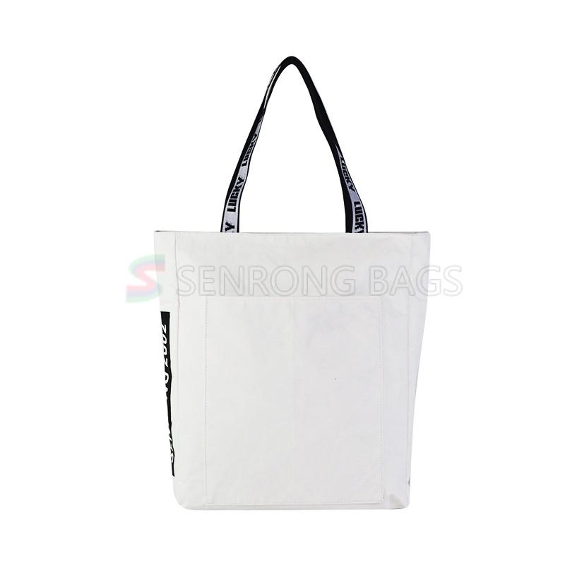 Tyvek Shoulder Tote Bag SRN18-037W