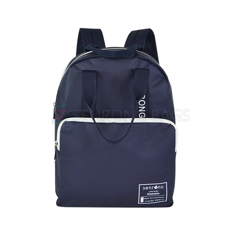 Tyvek Blue College Bag SRN18-068B