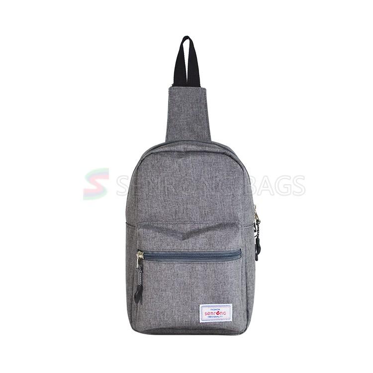 Mens Travel Shoulder Bag LX17M-052B