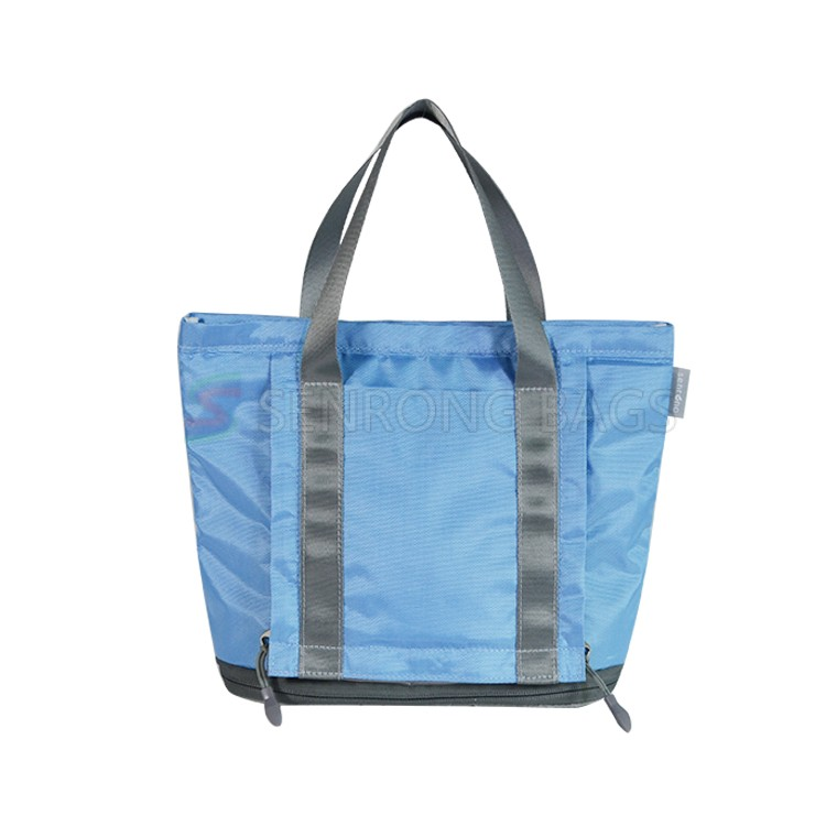 Ladies Double-deck Travel Tote ST17M-100B