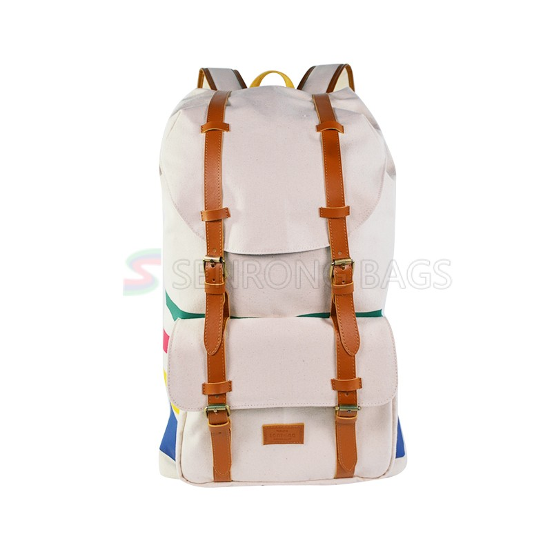 Big Canvas Travel Backpack SRF18-003
