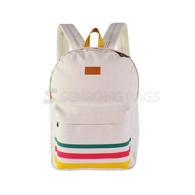 Lady Canvas Travel Backpack SRF18-004
