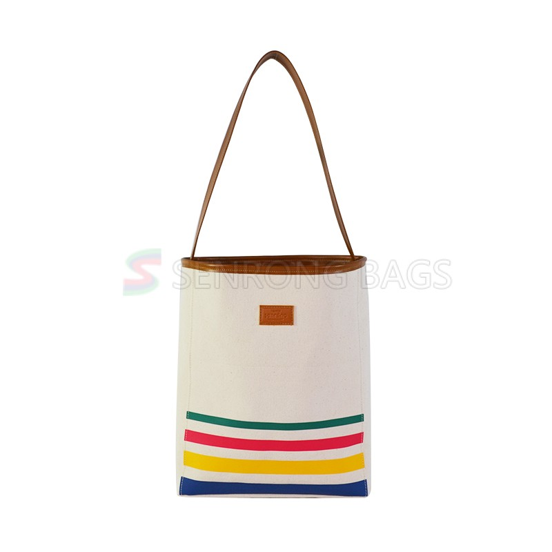 Lady Canvas Shoulder Bag SRF18-007