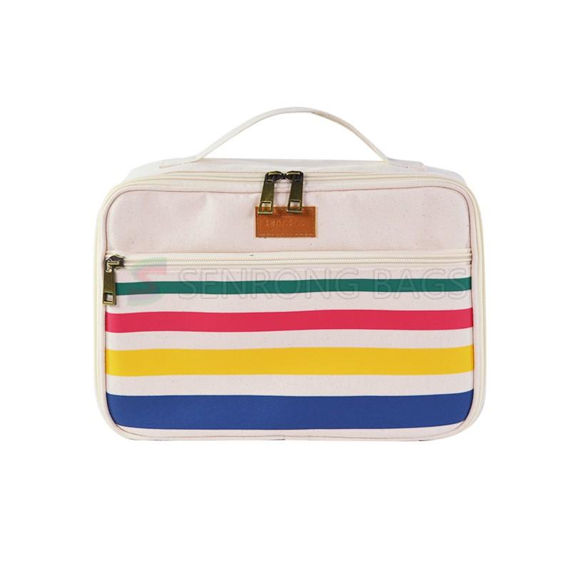 Lady Canvas Shoulder Bag SRF18-007