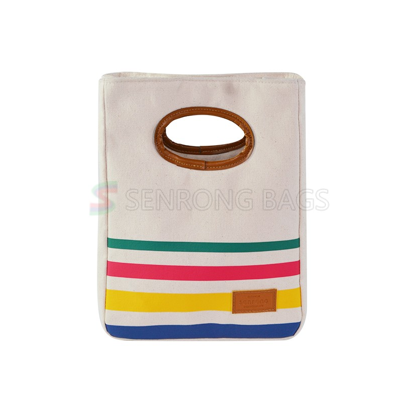 Office Canvas Lunch Bag SRF18-010