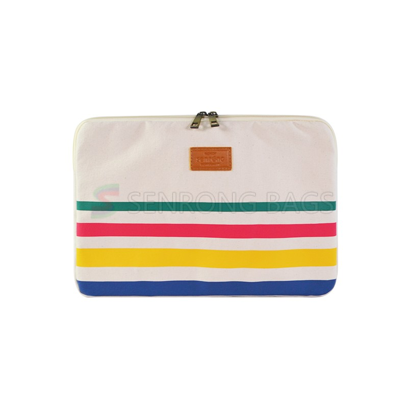 Fashion Canvas Laptop Bag SRF18-018