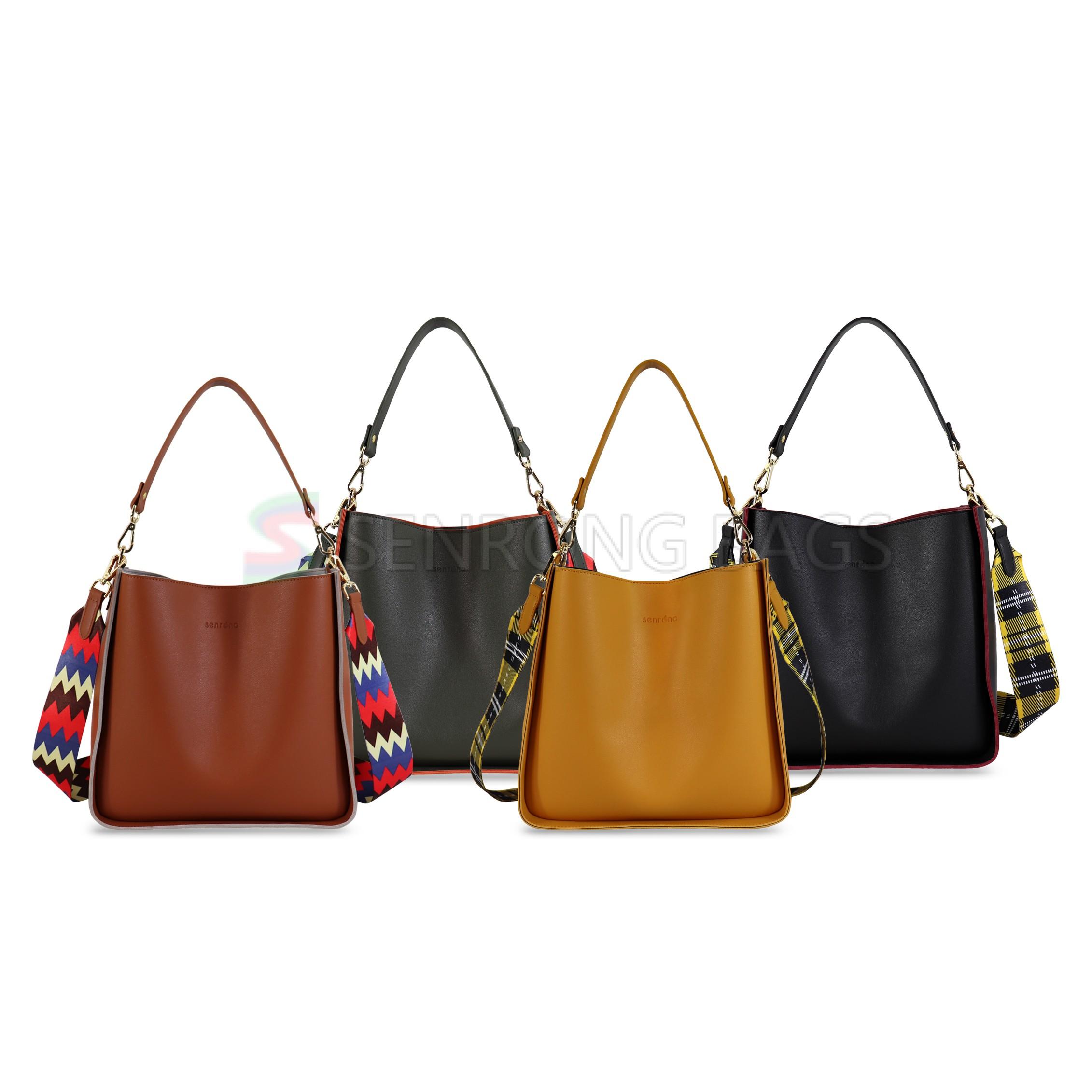 PU水桶包 PU Bucket Bag SRP18-017B to  SRP18-017Y